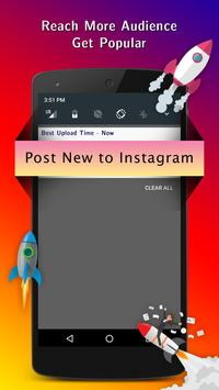 Best Upload Time for Instagram screenshot 2