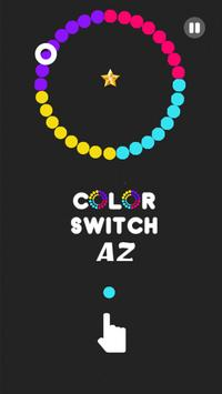 Switch Between Colors poster