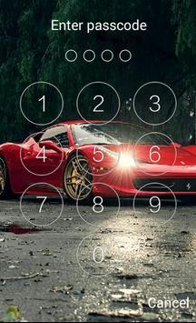 Car Lock Screen screenshot 4