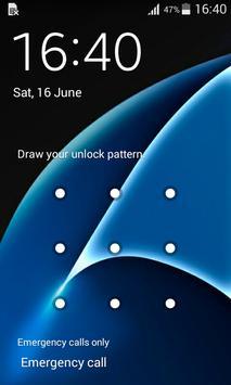 S8 lock screen X screenshot 3