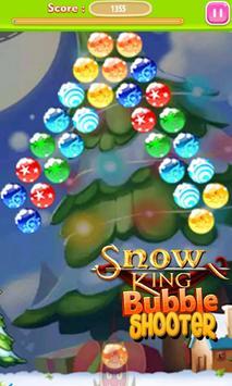 Bubble Snow Shooter King Pro 2017 screenshot 2