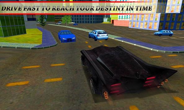 Bat Car Driving Simulator apk screenshot