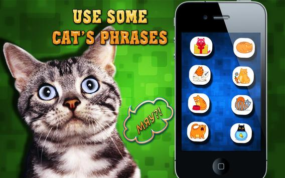 Cat translator dictionary apk screenshot