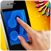 3D drawing app icon