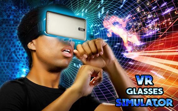VR glasses simulator apk screenshot