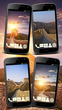 China Wall - GO Launcher Theme poster