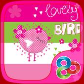 Sweet Bird - GO Launcher Theme icon