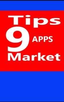 Free Best Tips For 9App Market 2018 poster