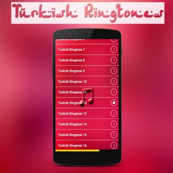 Turkish Ringtones 2017 screenshot 14