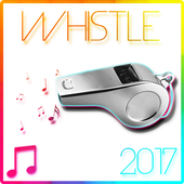 Whistle Ringtones 2017 icon