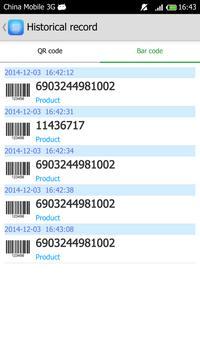 QR Code Reader & Scanner apk screenshot