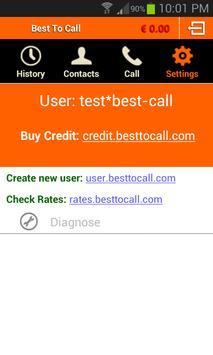 Best To Call apk screenshot