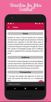 Learn Brazilian Jiu Jitsu Offline screenshot 3