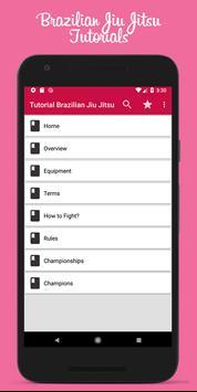 Learn Brazilian Jiu Jitsu Offline poster