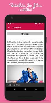 Learn Brazilian Jiu Jitsu Offline screenshot 4