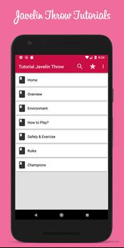 Best Javelin Throw Tutorials screenshot 4