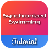 Learn Synchronized Swimming Offline icon