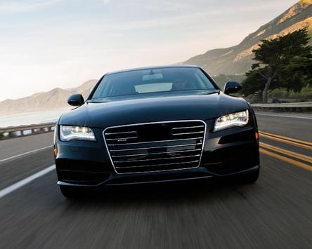 Themes Audi A7 apk screenshot