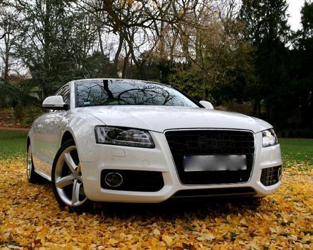 Themes Audi A5 Coupe apk screenshot