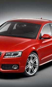 Themes Audi A5 Sportback poster