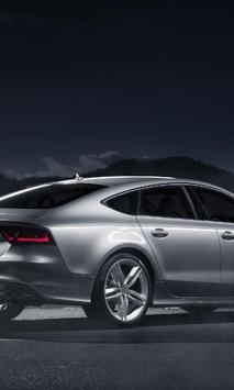 Themes Audi S7 poster