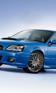 Themes Subaru Legacy poster