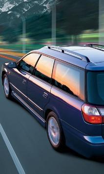 Themes Subaru Legacy apk screenshot
