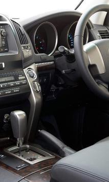 Themes Toyota Land Cruiser 200 apk screenshot