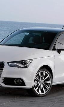 Wallpapers Audi A1 Sportback poster