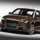 Wallpapers Audi A1 TDI icon