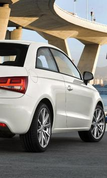 Wallpapers Audi A1 TDI poster