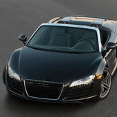 Wallpapers Audi R8 Spyder icon
