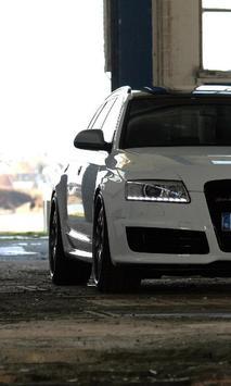 Wallpapers Audi RS6 apk screenshot