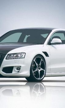 Wallpapers Audi S5 poster