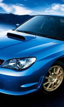 Wallpapers Subaru Impreza WRX poster
