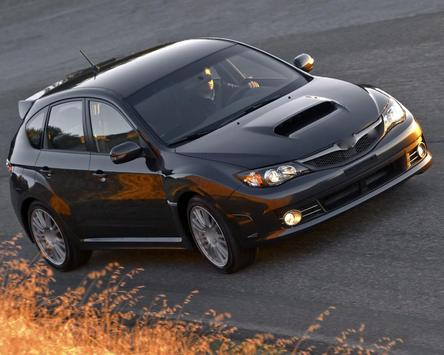 Wallpapers Subaru Impreza WRX apk screenshot
