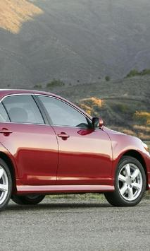 Wallpapers Toyota Camry poster