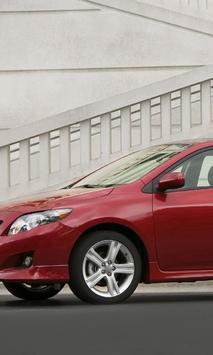 Wallpapers Toyota Corolla apk screenshot