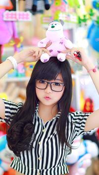 Vietnamese Girl Wallpaper screenshot 4
