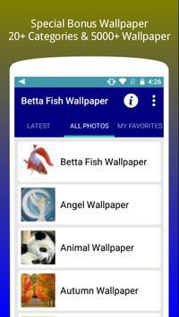 Betta Fish Wallpaper HD Free apk screenshot