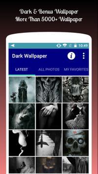 Dark Wallpaper HD Free poster
