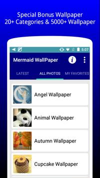 Mermaid Wallpaper HD Free apk screenshot
