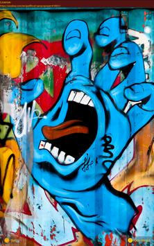 Graffiti Wallpapers Apk Screenshot