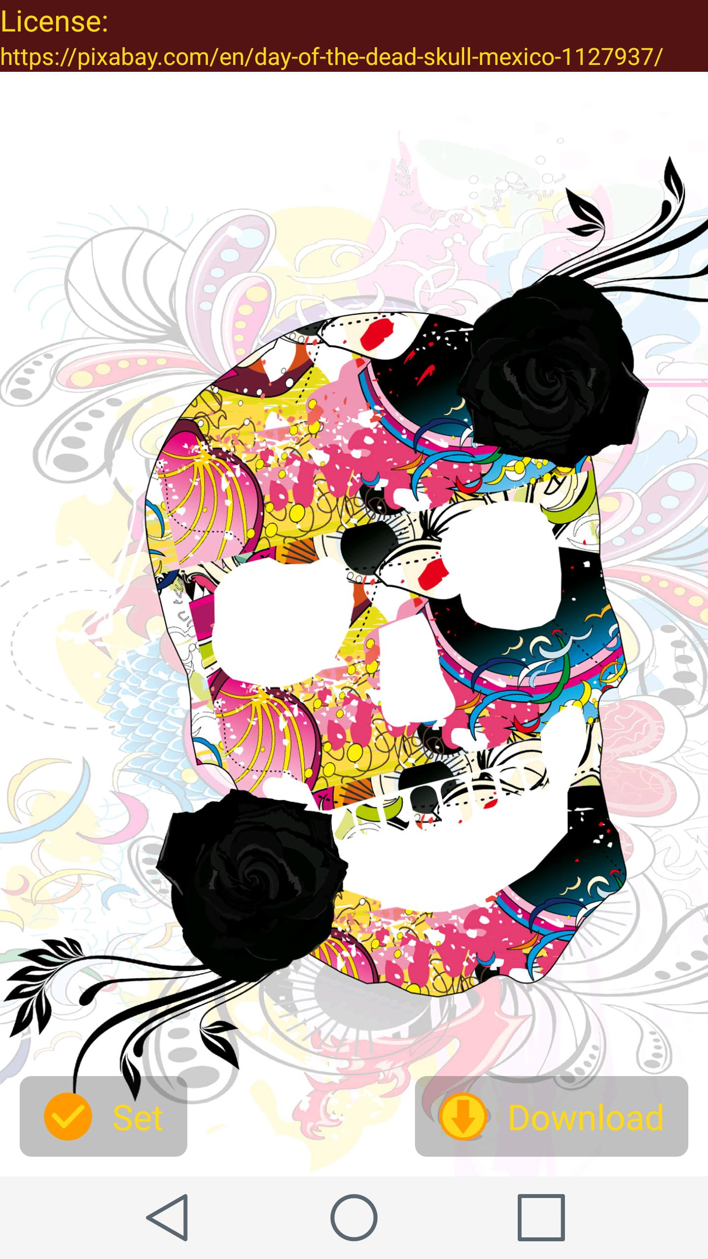 Day Of The Dead Wallpapers For Android Apk Download