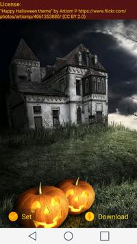 Halloween Wallpaper poster