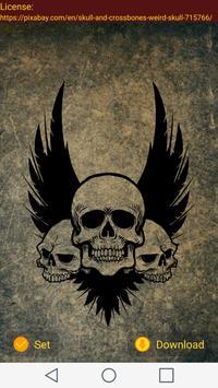 Heavy Metal Wallpaper apk screenshot