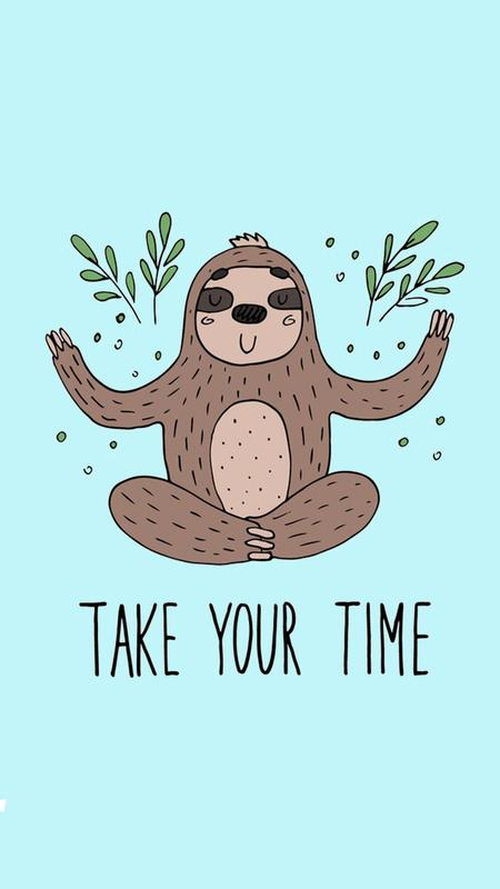 Cute sloth wallpapers for android apk download - Sloth wallpaper phone ...