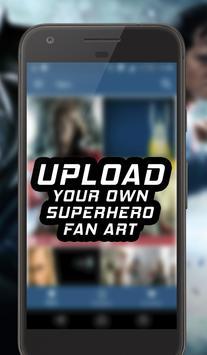 Superhero Hub - Superhero Wallpapers HD apk screenshot