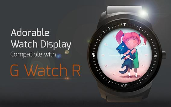 Adorable Watch Display screenshot 3