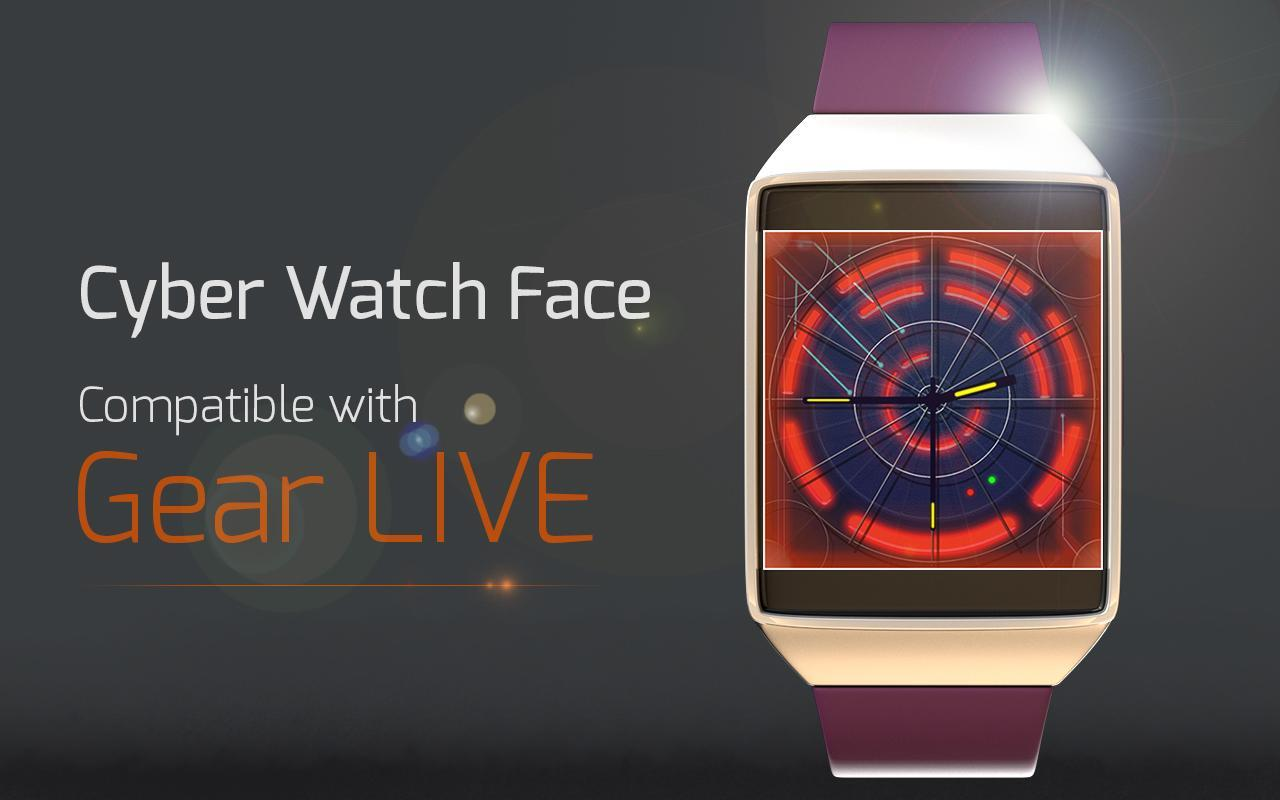 Cyber watch face for android apk download - Home design app used on love it or list it ...